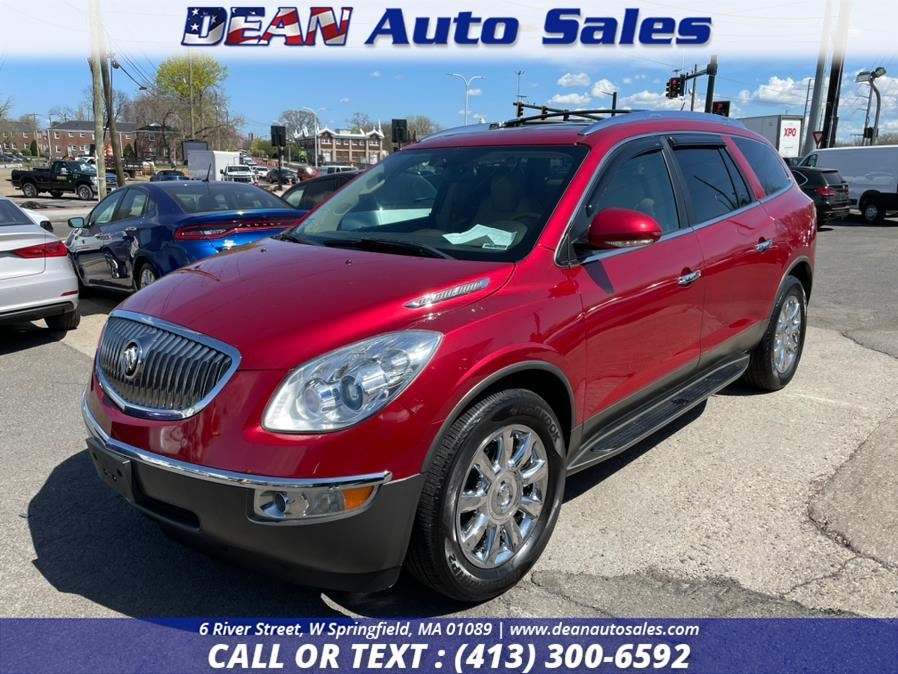 Used Buick Enclave FWD 4dr Leather 2012 | Dean Auto Sales. W Springfield, Massachusetts
