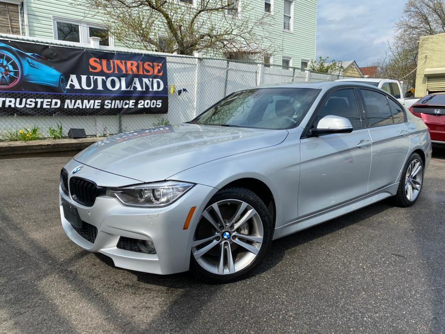 Used 2015 BMW 3 Series in Jamaica, New York | Sunrise Autoland. Jamaica, New York