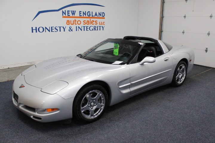 Used Chevrolet Corvette 2dr Cpe 1999 | New England Auto Sales LLC. Plainville, Connecticut