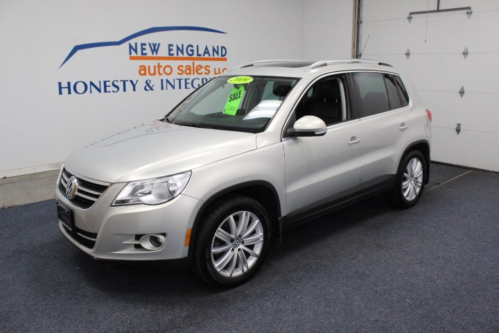 Used 2009 Volkswagen Tiguan in Plainville, Connecticut | New England Auto Sales LLC. Plainville, Connecticut