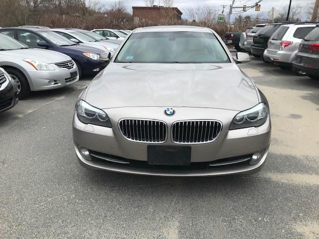 Used 2012 BMW 5 Series in Raynham, Massachusetts | J & A Auto Center. Raynham, Massachusetts