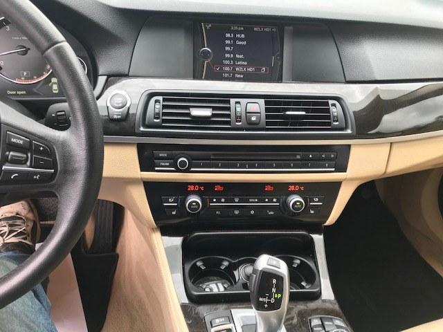 Used BMW 5 Series 4dr Sdn 528i xDrive AWD 2012 | J & A Auto Center. Raynham, Massachusetts
