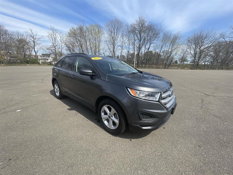 Used Ford Edge SE AWD 2018 | Wiz Leasing Inc. Stratford, Connecticut