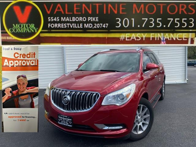 Used Buick Enclave Leather 2014 | Valentine Motor Company. Forestville, Maryland