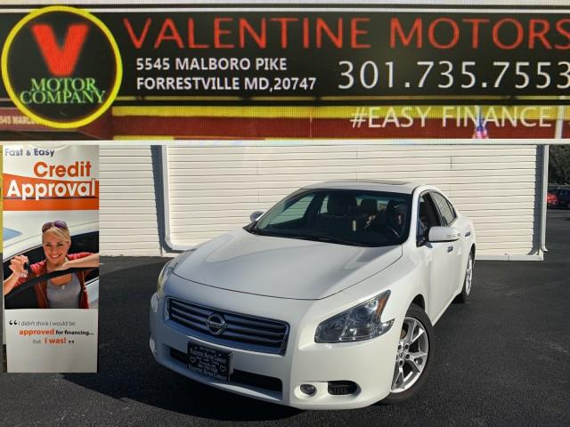 Used 2014 Nissan Maxima in Forestville, Maryland | Valentine Motor Company. Forestville, Maryland