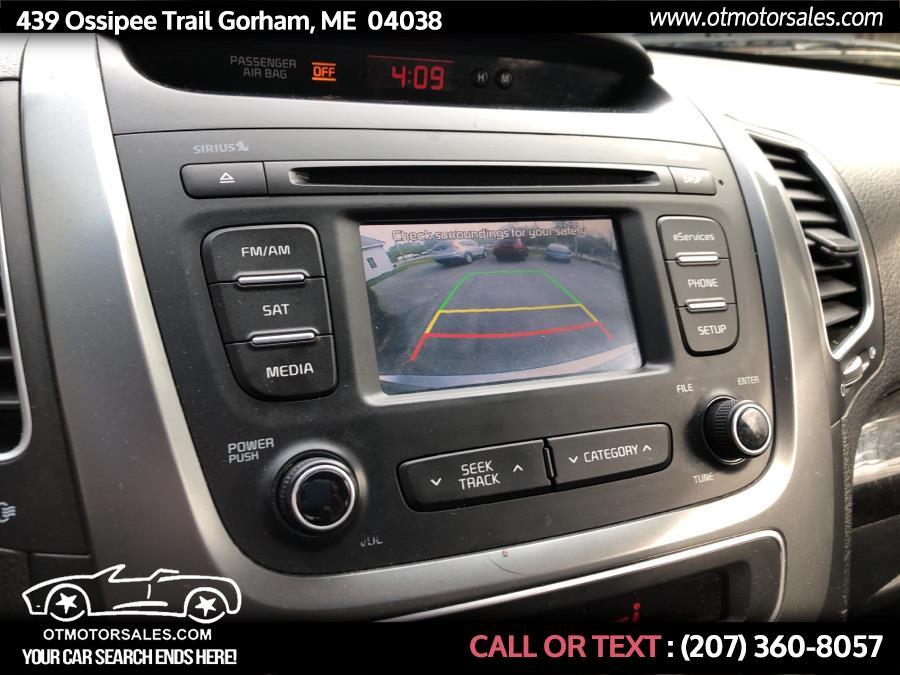 Used Kia Sorento AWD 4dr I4 LX 2014 | Ossipee Trail Motor Sales. Gorham, Maine