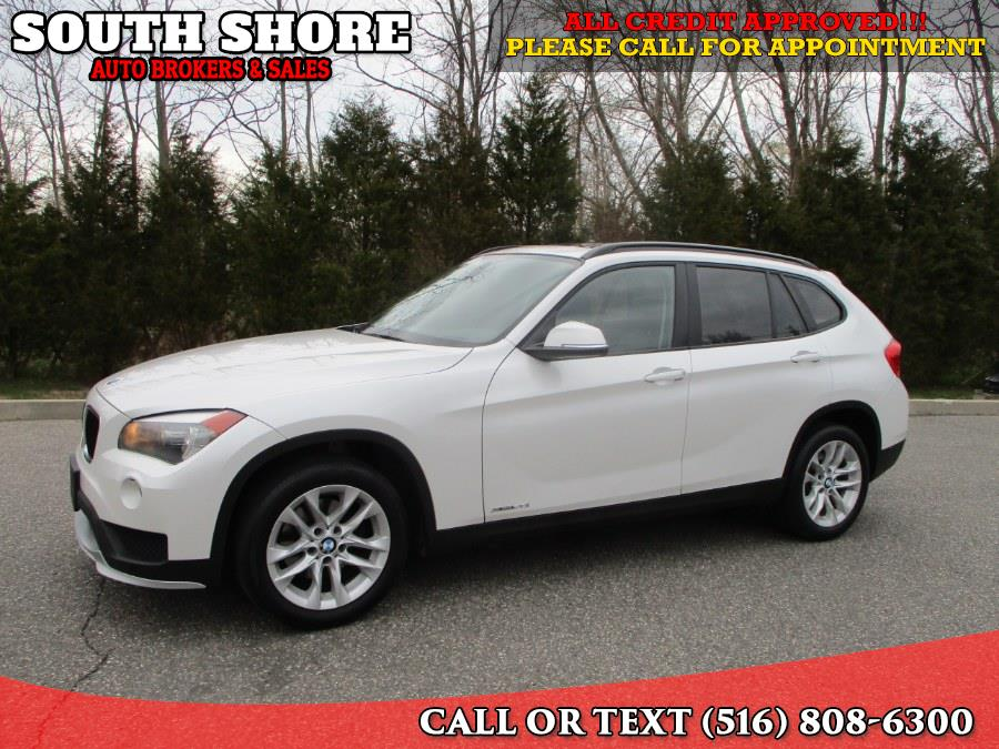 Used 2015 BMW X1 in Massapequa, New York | South Shore Auto Brokers & Sales. Massapequa, New York