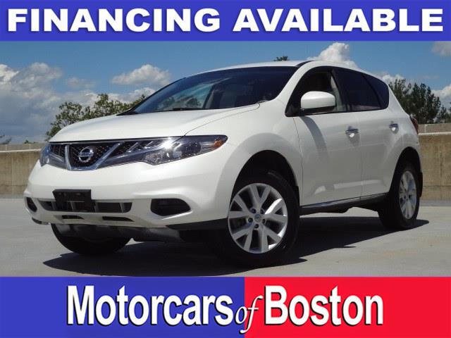 Used Nissan Murano AWD 4dr SV 2014 | Motorcars of Boston. Newton, Massachusetts
