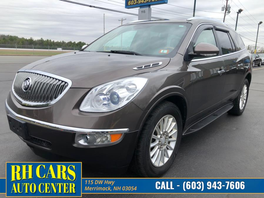 Used 2012 Buick Enclave in Merrimack, New Hampshire | RH Cars LLC. Merrimack, New Hampshire