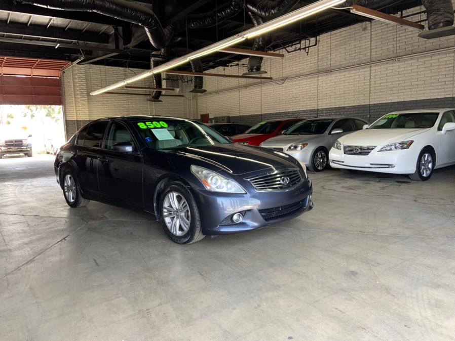 Used 2011 INFINITI G37 Sedan in Garden Grove, California | U Save Auto Auction. Garden Grove, California