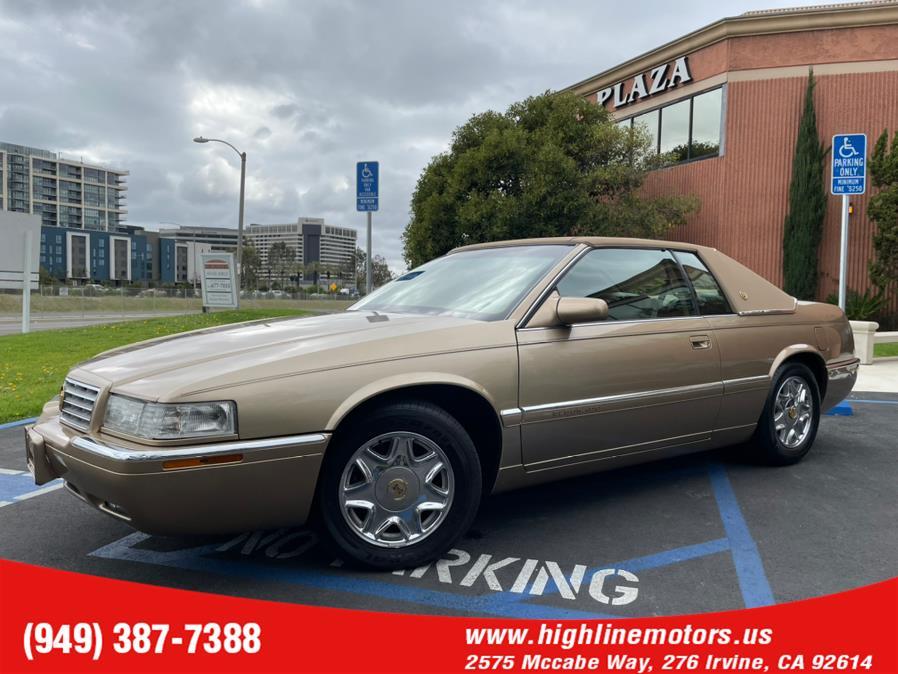 Used Cadillac Eldorado 2dr Cpe 1998 | High Line Motors LLC. Irvine, California