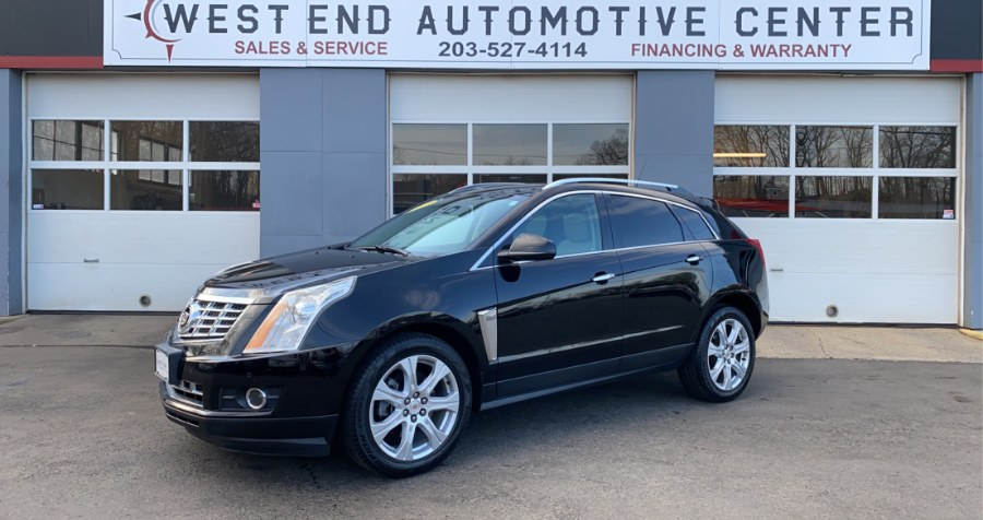 Used 2013 Cadillac SRX in Waterbury, Connecticut | West End Automotive Center. Waterbury, Connecticut