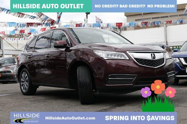 Used Acura Mdx 3.5L 2016 | Hillside Auto Outlet. Jamaica, New York