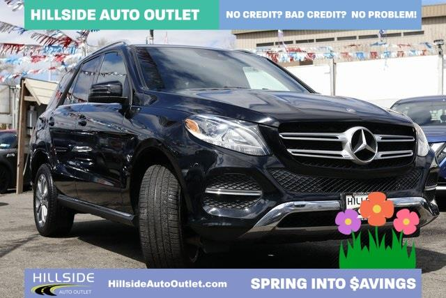Used Mercedes-benz Gle GLE 350 2018   Hillside Auto Outlet. Jamaica, New York