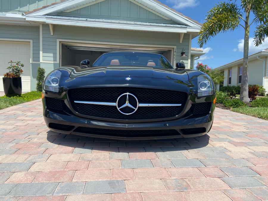 Used Mercedes-Benz SLS AMG GT 2dr Roadster SLS AMG GT 2013 | Ace Motor Sports Inc. Plainview , New York