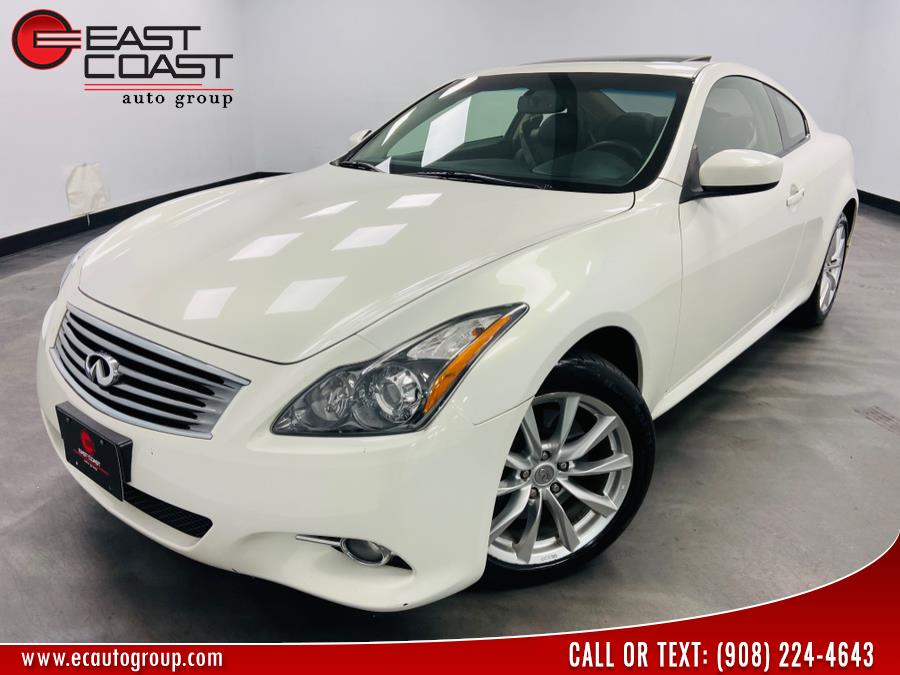 Used Infiniti G37 Coupe 2dr x AWD 2013 | East Coast Auto Group. Linden, New Jersey