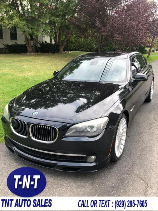 Used 2011 BMW 750 ALPINA in Bronx, New York | TNT Auto Sales USA inc. Bronx, New York