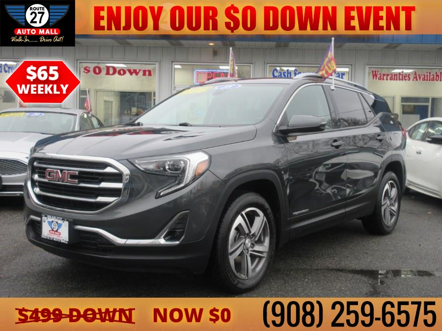 Used 2018 GMC Terrain in Linden, New Jersey | Route 27 Auto Mall. Linden, New Jersey
