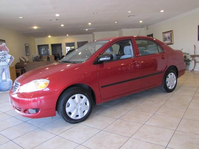 Used 2006 Toyota Corolla in Placentia, California | Auto Network Group Inc. Placentia, California