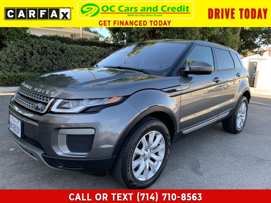 Used 2017 Land Rover Range Rover Evo in Garden Grove, California   OC Cars and Credit. Garden Grove, California