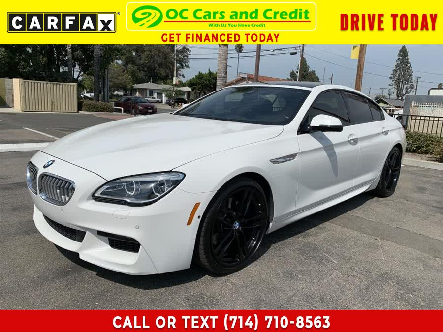 Used 2017 BMW 650 i Mspt in Garden Grove, California | OC Cars and Credit. Garden Grove, California