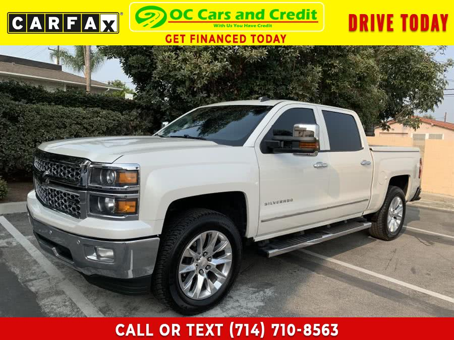 Used 2014 Chevrolet Silverado 1500 in Garden Grove, California | OC Cars and Credit. Garden Grove, California
