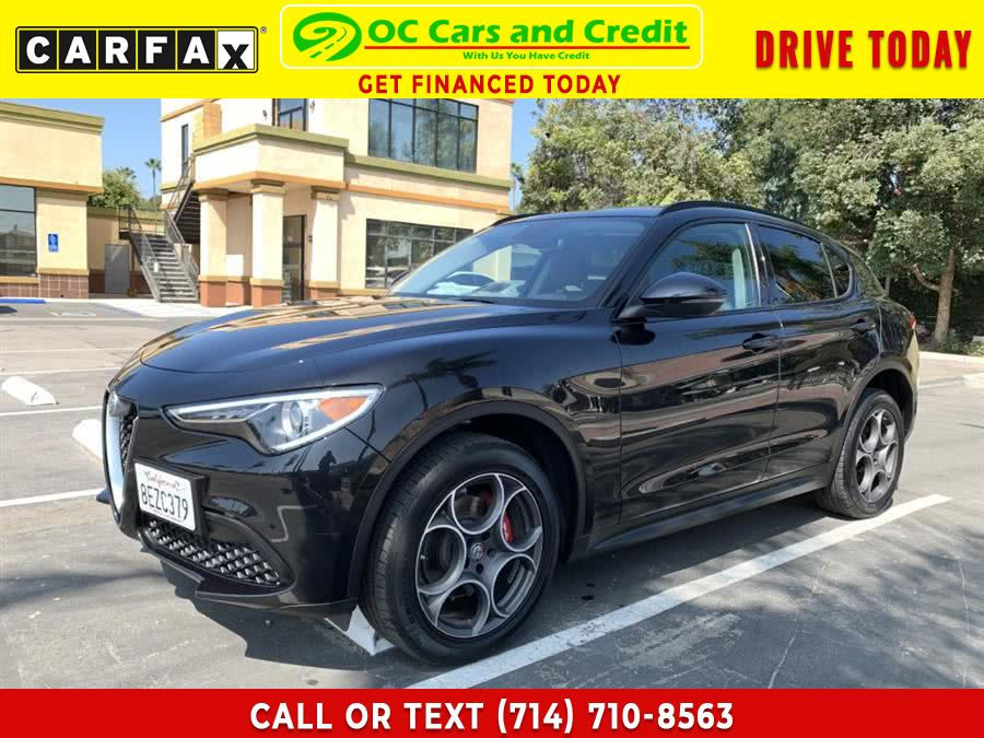 Used 2018 Alfa Romeo Stelvio in Garden Grove, California | OC Cars and Credit. Garden Grove, California
