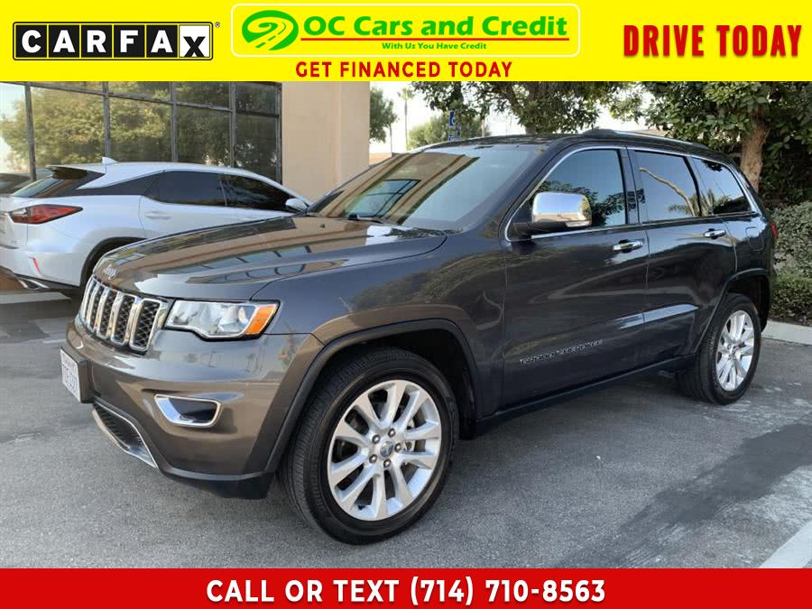 Used 2017 Jeep Grand Cherokee in Garden Grove, California | OC Cars and Credit. Garden Grove, California