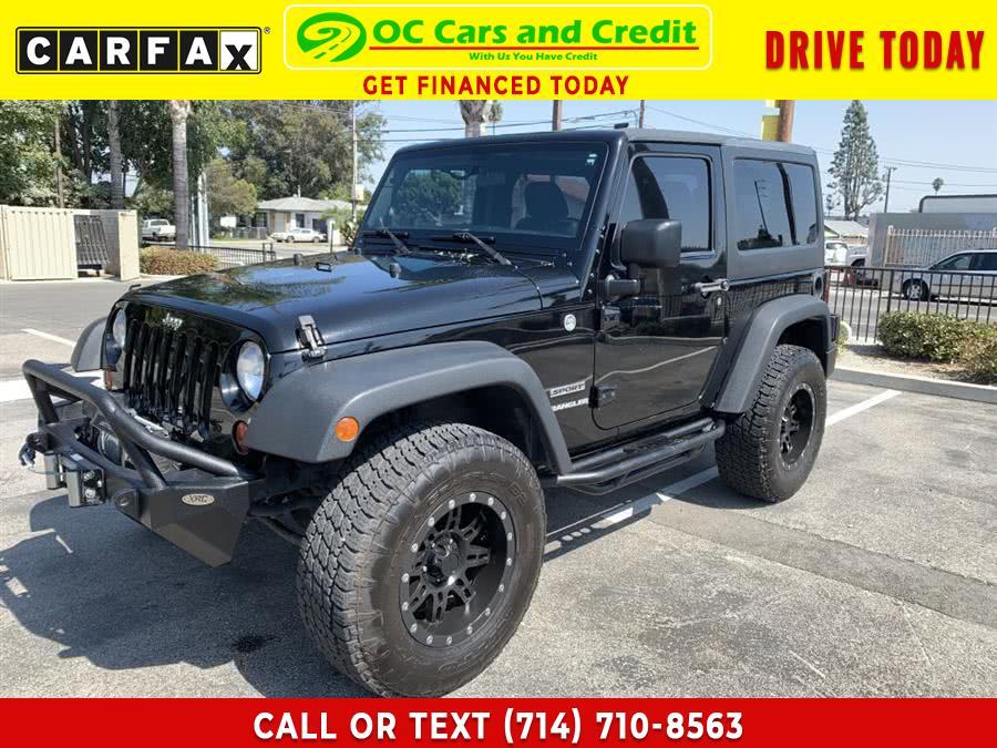 Used 2011 Jeep Wrangler in Garden Grove, California | OC Cars and Credit. Garden Grove, California