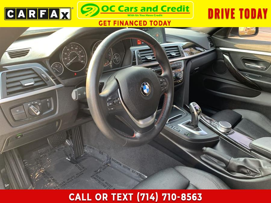 Used BMW 430i Sport GRAN COUPE 2018 | OC Cars and Credit. Garden Grove, California