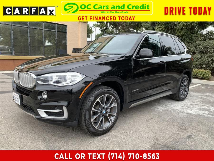 Used 2018 BMW X5 in Garden Grove, California | OC Cars and Credit. Garden Grove, California