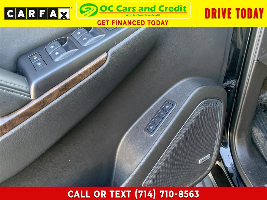 Used Chevrolet Tahoe 1500 LT 2015   OC Cars and Credit. Garden Grove, California