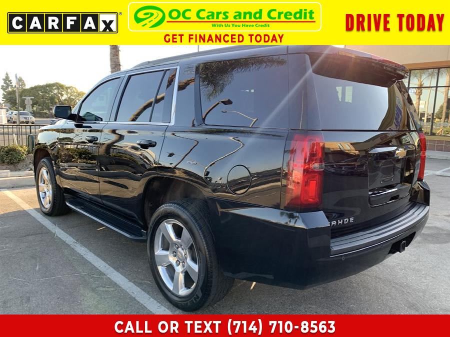 Used Chevrolet Tahoe 1500 LT 2015 | OC Cars and Credit. Garden Grove, California