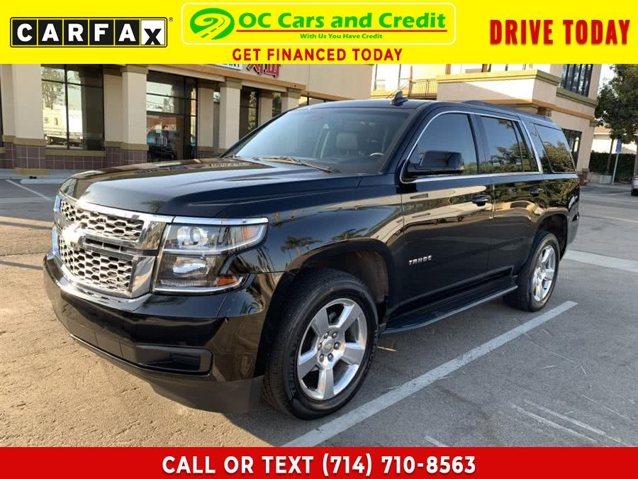 Used 2015 Chevrolet Tahoe in Garden Grove, California | OC Cars and Credit. Garden Grove, California