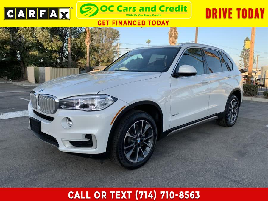 Used 2017 BMW X5 in Garden Grove, California | OC Cars and Credit. Garden Grove, California