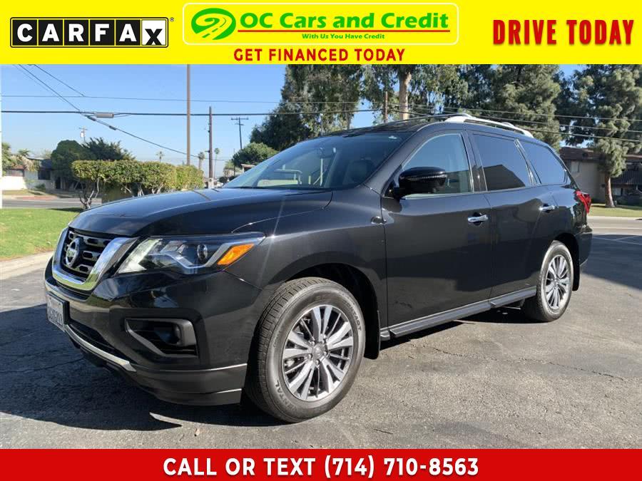 Used 2018 Nissan Pathfinder in Garden Grove, California | OC Cars and Credit. Garden Grove, California