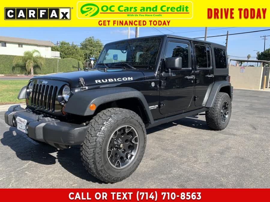 Used 2012 Jeep Wrangler Unlimi in Garden Grove, California | OC Cars and Credit. Garden Grove, California