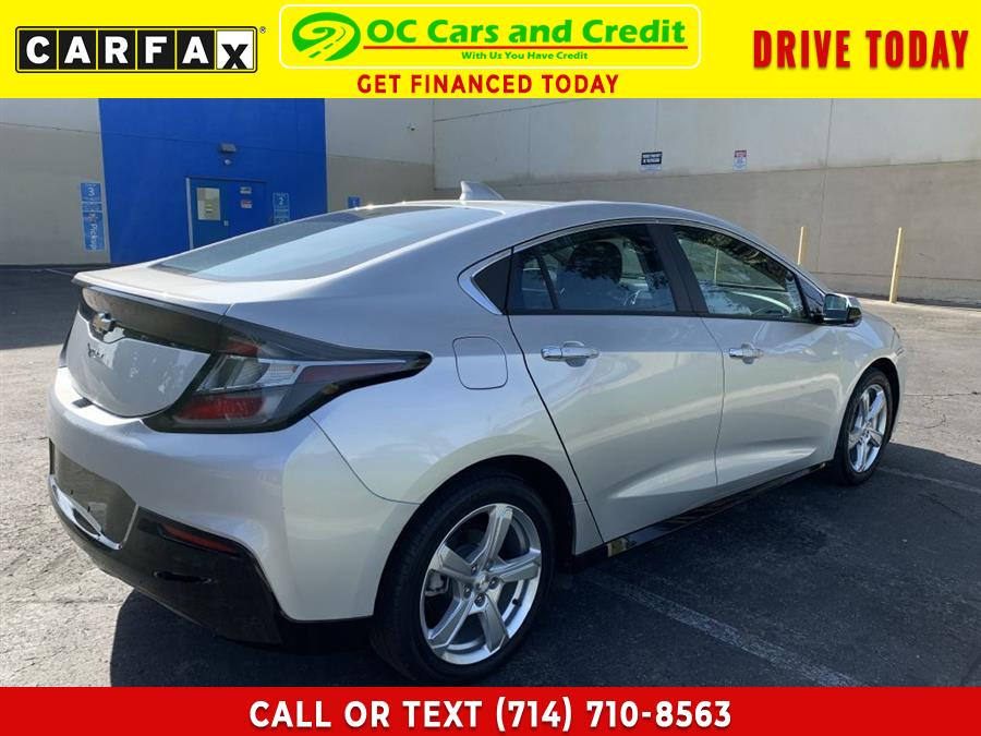 Used Chevrolet Volt LT 2017 | OC Cars and Credit. Garden Grove, California