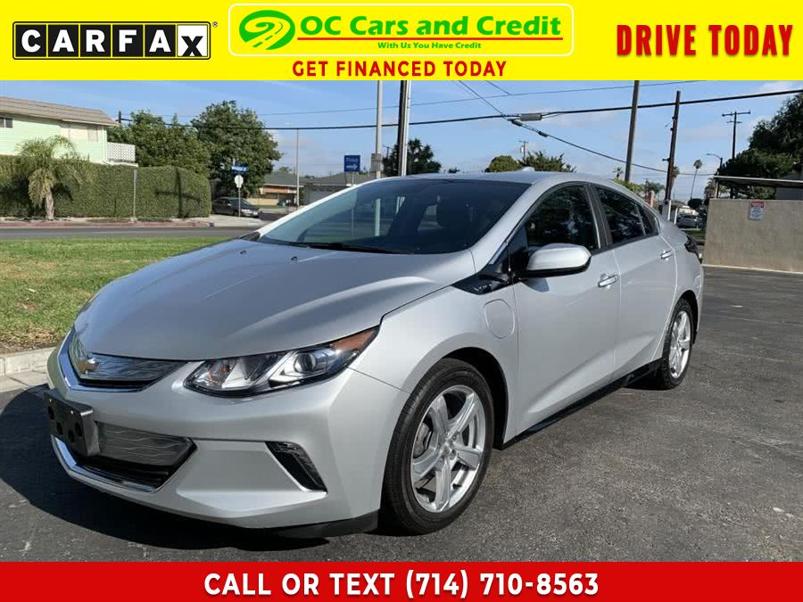 Used 2017 Chevrolet Volt in Garden Grove, California | OC Cars and Credit. Garden Grove, California