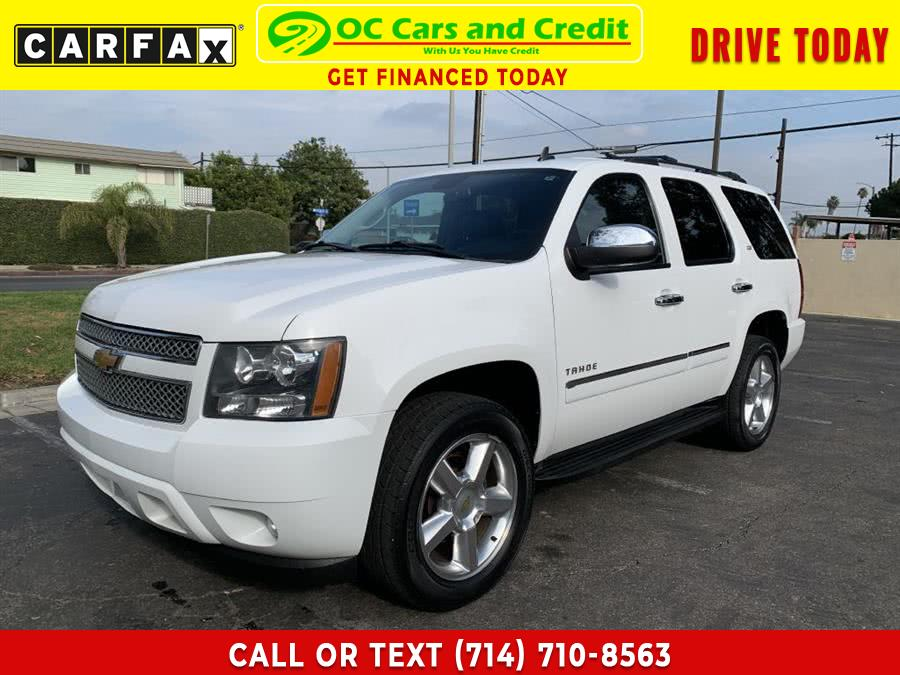 Used 2013 Chevrolet Tahoe in Garden Grove, California | OC Cars and Credit. Garden Grove, California