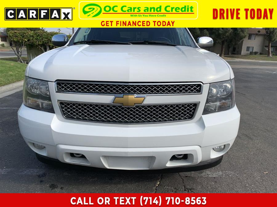 Used Chevrolet Tahoe 1500 LTZ 2013 | OC Cars and Credit. Garden Grove, California