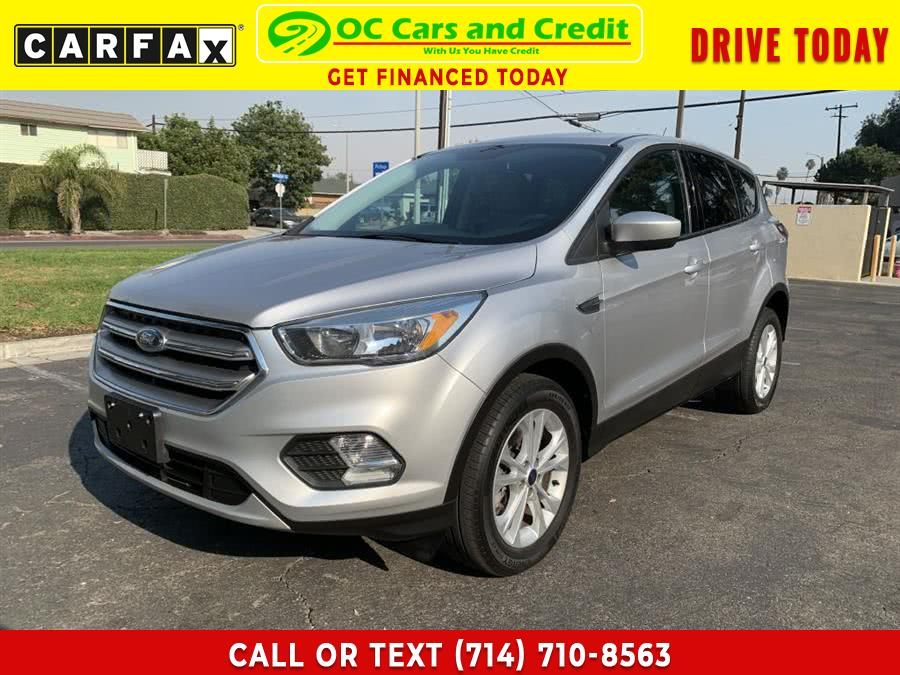 Used 2017 Ford Escape in Garden Grove, California | OC Cars and Credit. Garden Grove, California
