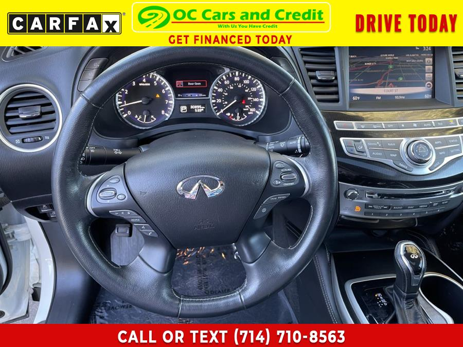 Used Infiniti Qx60 FWD 2017 | OC Cars and Credit. Garden Grove, California