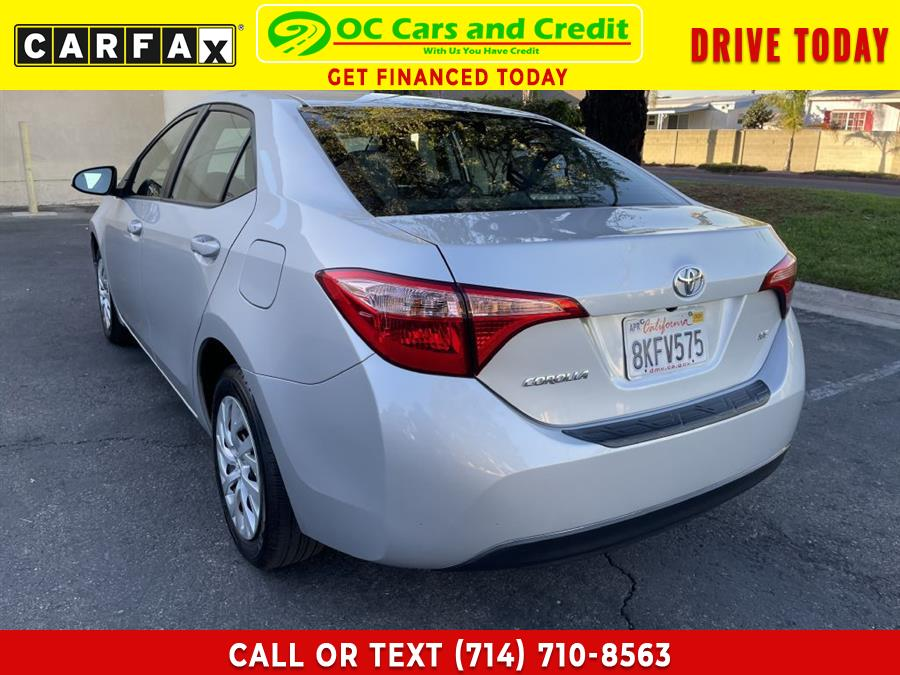 Used Toyota Corolla LE 2019 | OC Cars and Credit. Garden Grove, California