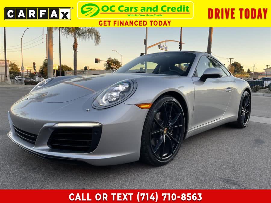 Used 2017 Porsche 911 in Garden Grove, California | OC Cars and Credit. Garden Grove, California