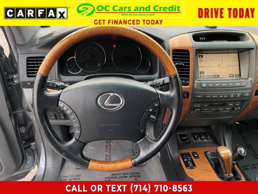Used Lexus Gx 470 2005 | OC Cars and Credit. Garden Grove, California