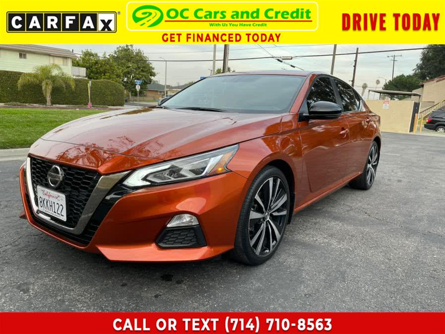 Used 2019 Nissan Altima in Garden Grove, California | OC Cars and Credit. Garden Grove, California