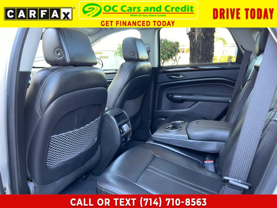 Used Cadillac SRX 4dr Performance Collection 2016 | OC Cars and Credit. Garden Grove, California