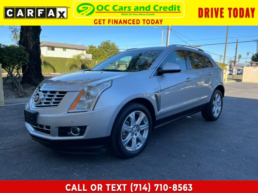 Used 2016 Cadillac SRX in Garden Grove, California | OC Cars and Credit. Garden Grove, California