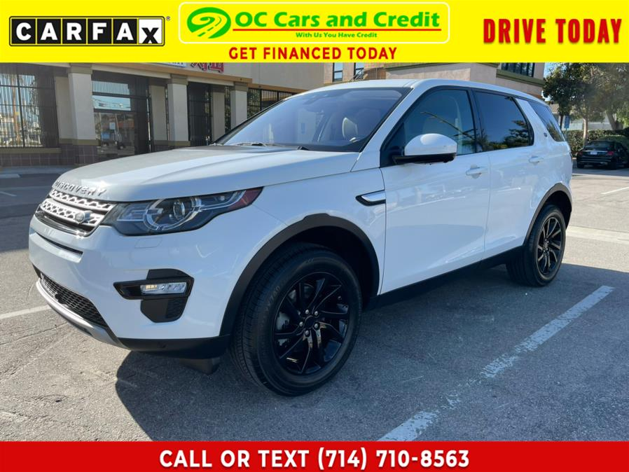 Used 2017 Land Rover Discovery Sport in Garden Grove, California | OC Cars and Credit. Garden Grove, California